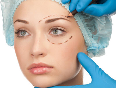 Cosmetic facelift Surgery