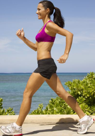 Moderate activities after liposuction