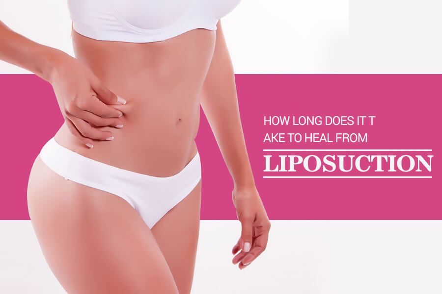 How Long Does It Take to Heal from Liposuction? - Home